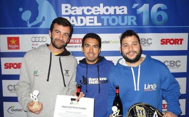 Barcelona PadelTour 2016